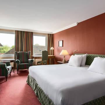 Voorbeeldkamer Hotel NH Brugge