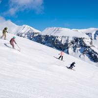 Skigebied Laax