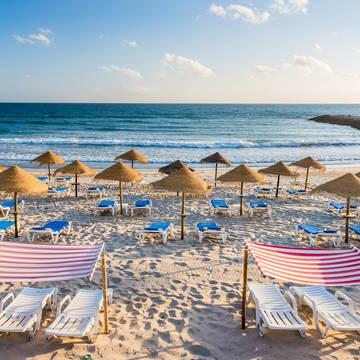 Strand Hotel Tryp Lisboa Caparica Mar