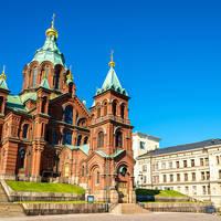 Uspenski Kathedraal Helsinki