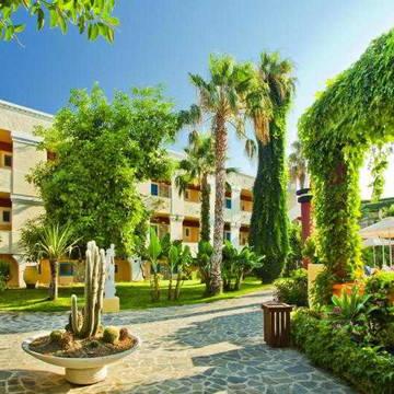 Exterieur Apollon Hotel