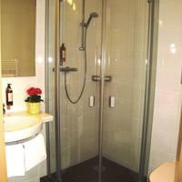 Voorbeeld douche