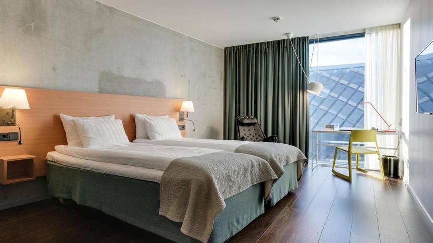 Kamer Quality Globe Hotel