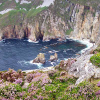 Donegal - Sliabh Liag Cliffs