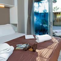 eden-mobile-home_2 pers. slaapkamer