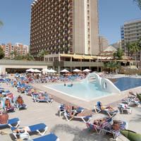 Zonvakantie Hotel Rosamar in Benidorm (Costa Blanca, Spanje)