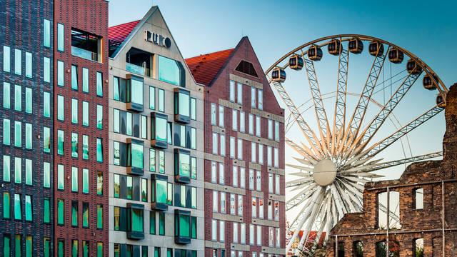 Exterieur Hotel PURO Gdansk Stare Miasto