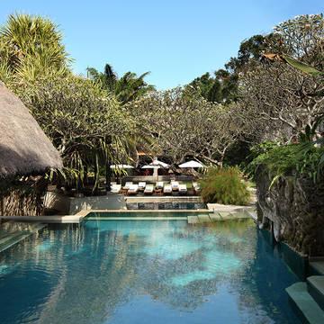 Zwembad Puri Santrian