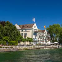 Dominicans Island in Konstanz