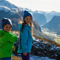 Wandelen Mount Hoven bij Loen - Foto: Bard Basberg