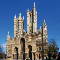 Lincolnshire - Lincoln cathedral