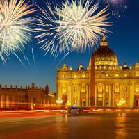 6 daagse vliegreis Oud Nieuw in Rome