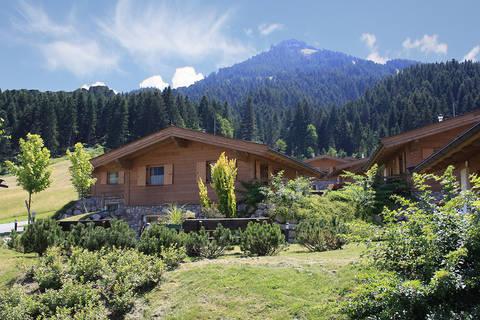 Last minute vakantie Tirol 🚗️Vakantiepark Chalet Resort Brixen