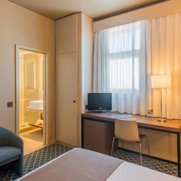 Kamer Hotel Dom Henrique