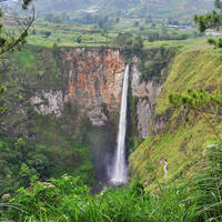 Sipisopiso waterval