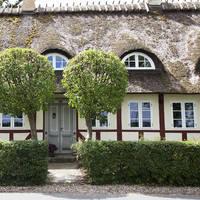 Funen cottage Fotograaf: Kim Wyon