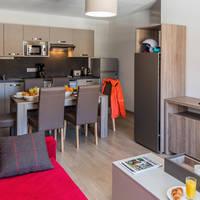 Voorbeeld appartement