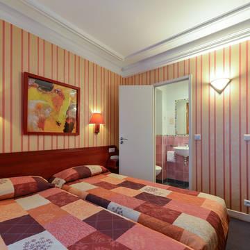 Kamer Hotel Maison du Pré