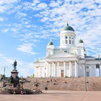 Helsinki - Tuomiokirkko Dom