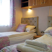 Voorbeeld slaapkamer 4-kamerwoning