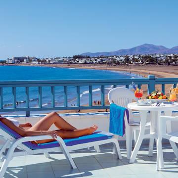 Terras Hotel Seaside Los Jameos Playa