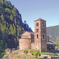 Kerkje in Andorra
