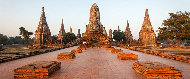 Wat Chai Wattaram