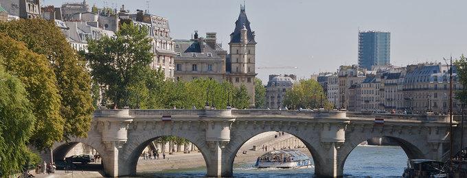 Busreizen Parijs