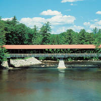 Covered Bridge New England