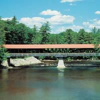 Covered Bridge New England
