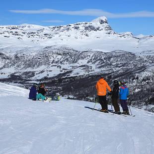 Skiërs - Foto: Beitostølen