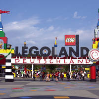 Entree Legoland