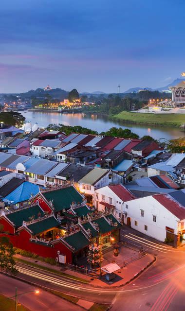 6-daagse groepsrondreis Schitterend Sarawak