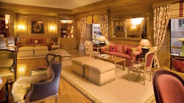 Lobby Hotel Real Palacio
