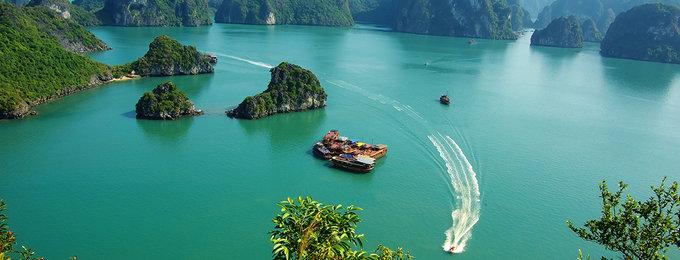 Individuele rondreizen Vietnam