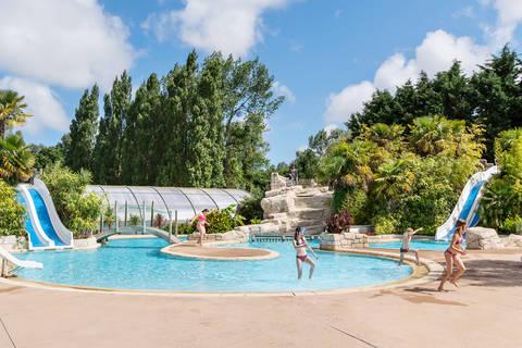 Last minute camping vakantie Bretagne 🏕️Camping Domaine de la Ville Huchet