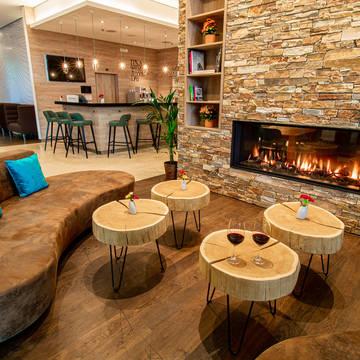 Lobby Hilton Garden Inn Davos
