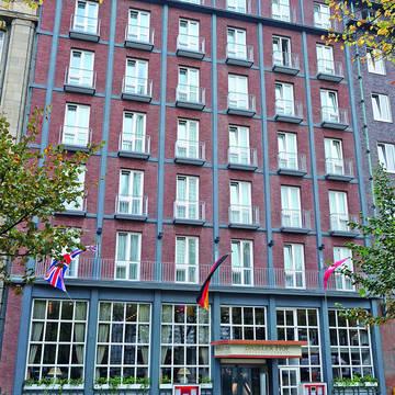 Exterieur Hotel Baseler Hof