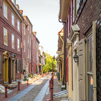 Elfreth's Alley Philadelphia