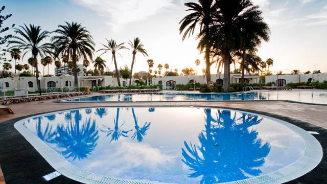 Zwembad HD Parque Cristobal Gran Canaria