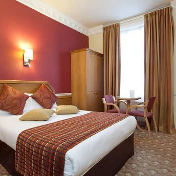 Kamer The Harcourt Hotel