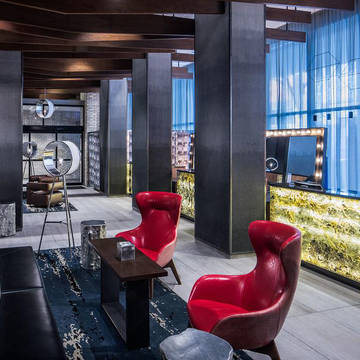 Receptie Hotel Doubletree by Hilton New York - Times Square West