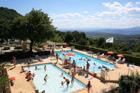 Korting vakantiehuisje Ardèche 🏕️Camping Les Charmilles