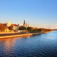 16 daagse autorondreis incl. overtochten Rondje Oostzee