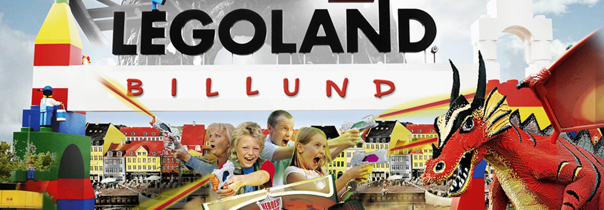 Legoland Denemarken ontdekken met de beste reisorganisatie ...
