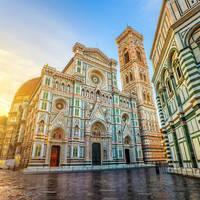 Duomo op ca. 5 minuten wandelen