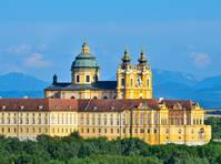 Benedictijner klooster Stift Melk