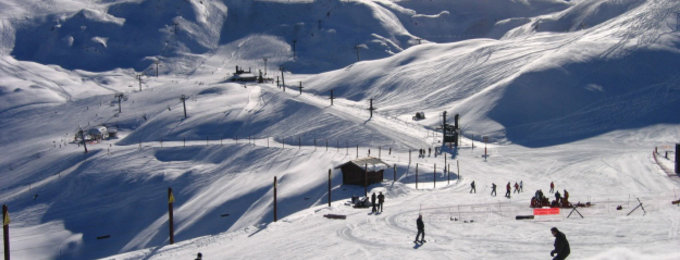 Wintersport Val d'Isere