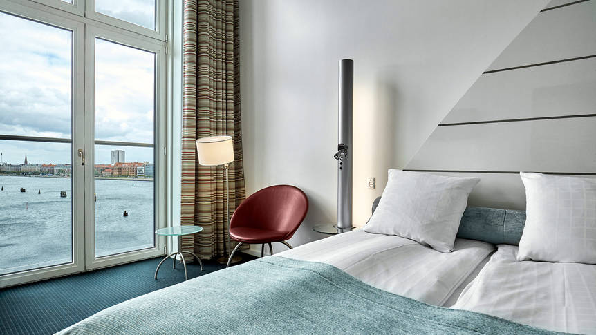 Kamer superior Hotel Copenhagen Island
