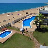 Zonvakantie Hotel Amaraigua in Malgrat de Mar (Costa Barcelona, Spanje)